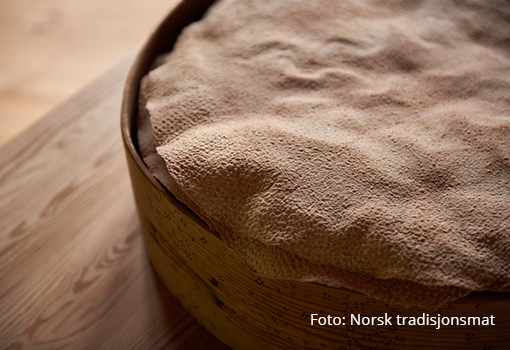 Flatbrød. Foto: Norsk tradisjonsmat